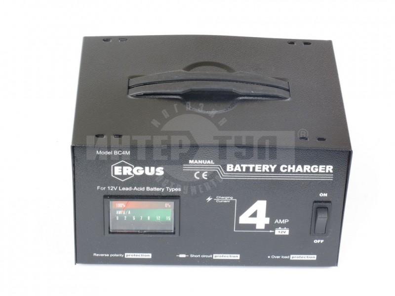 Устройство зарядное Quattro Elementi Bc4m - фото 2